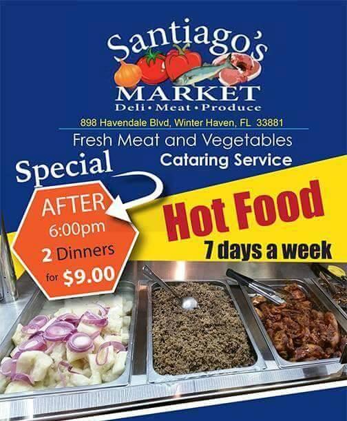 Santiago's Market