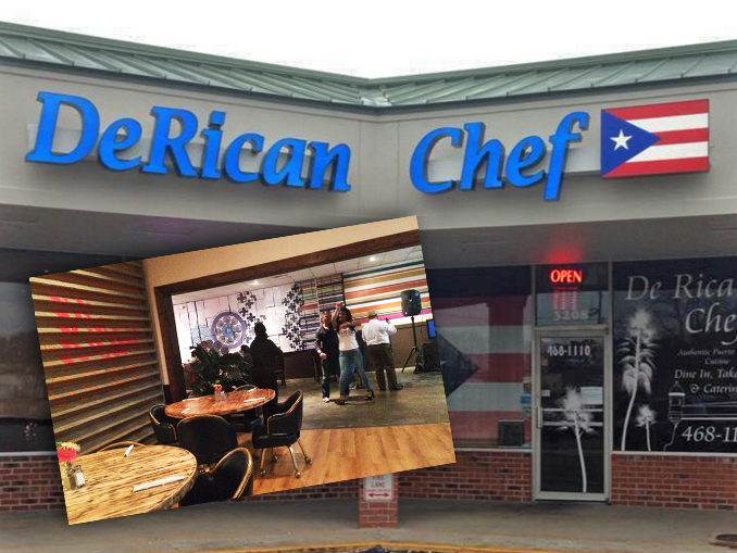 De Rican Chef Virginia Beach, VA